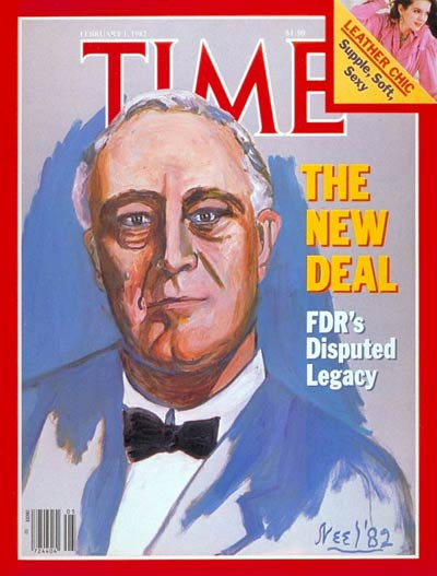a paper on roosevelts new deal