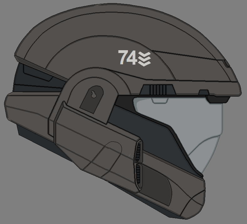 how to draw a halo helmet