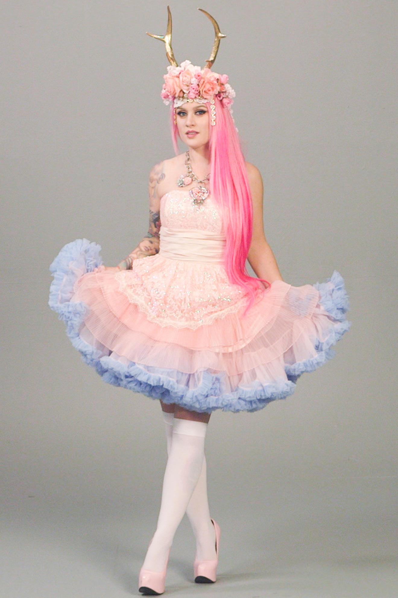 Latex Bridal Dresses