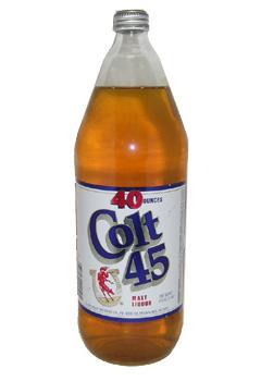 Colt 45 beer dating
