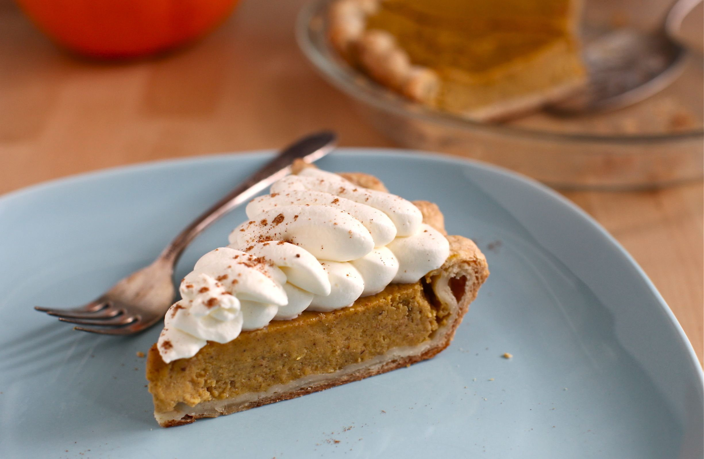 Forget the sugar and canned milk this decadent pie brings together maple syrup warm roasted pumpkin thick cream and fresh spices for a fall dessert that