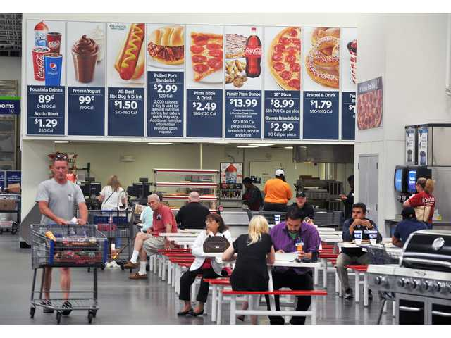 Sam S Club Food Court Pizza Prices