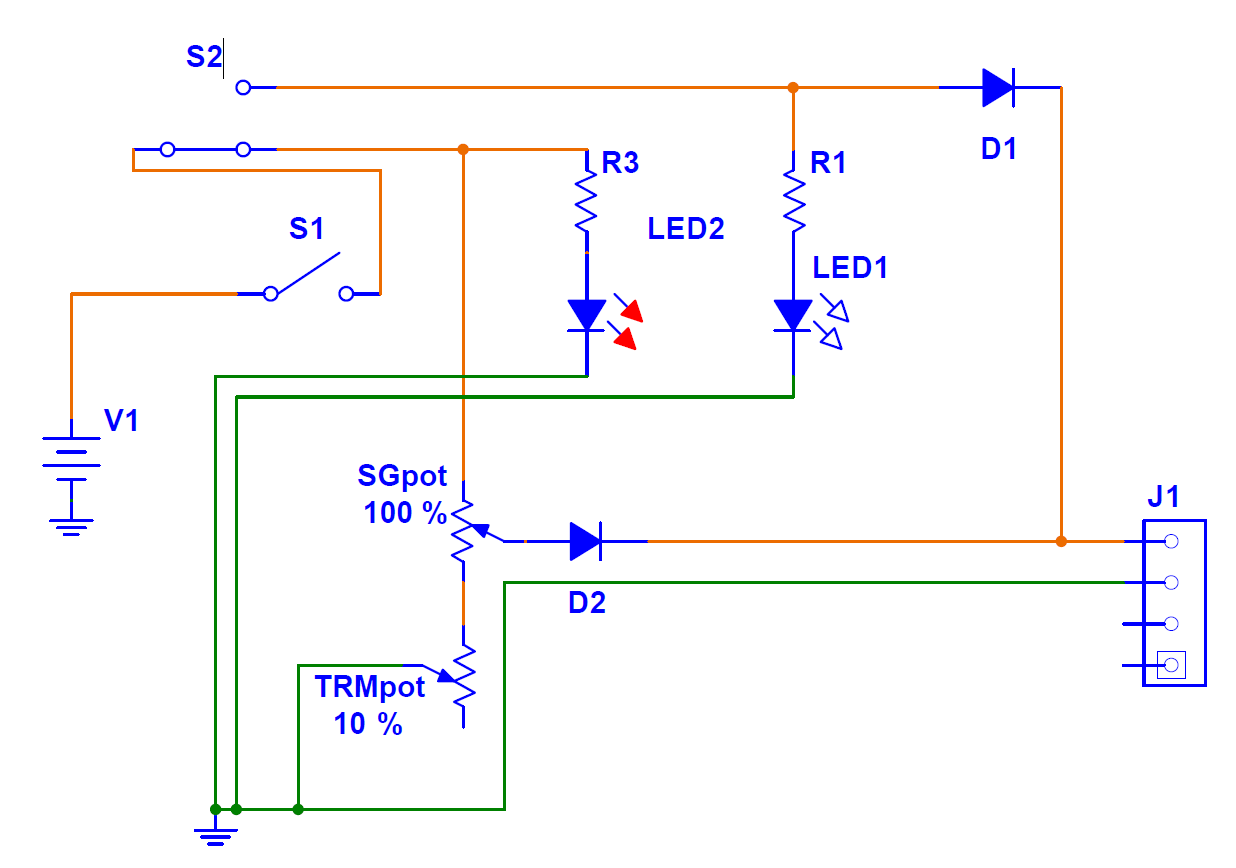Diy Do It Yourself Googling Around I Find Schematics Like This Here Be That Thar Schematic You Wanted The Pot Labeled Trmpot Sets Minimum Voltage Coming Out Of Box Just Dont Exceed 9 Volts