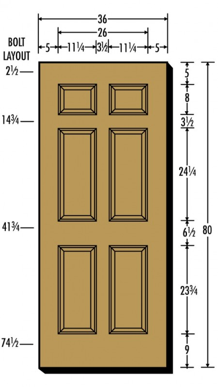 common door height in australia the most common standard. Black Bedroom Furniture Sets. Home Design Ideas