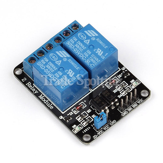 1pcs 5v 2 Channel OMRON SSR G3MB-202P Solid State Relay