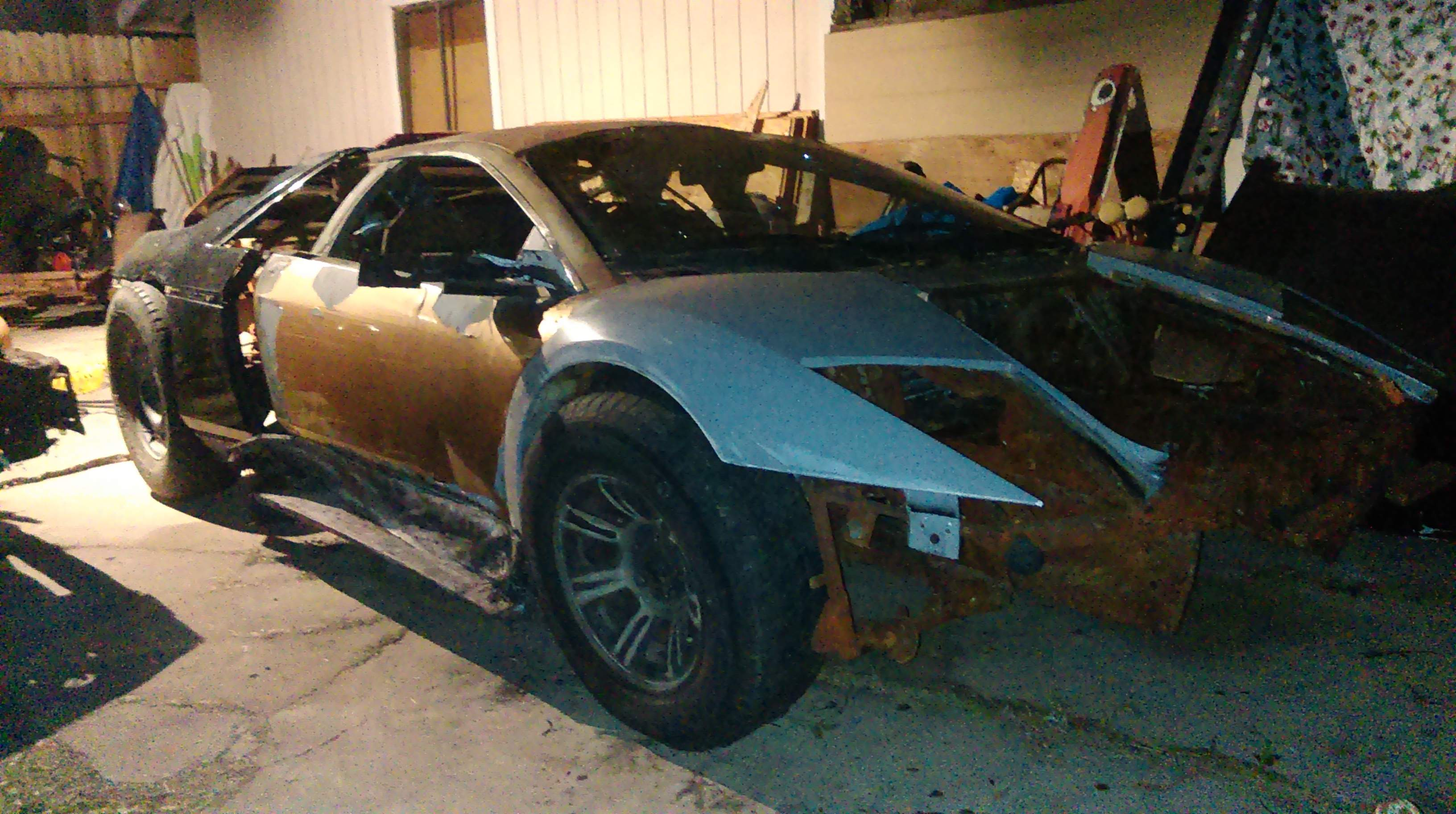 Diy do it yourself search i got myself a pretty crazy car project going on here a rekt lamborghini murcielagolong story check the o archives for cheap that im trying to solutioingenieria Gallery