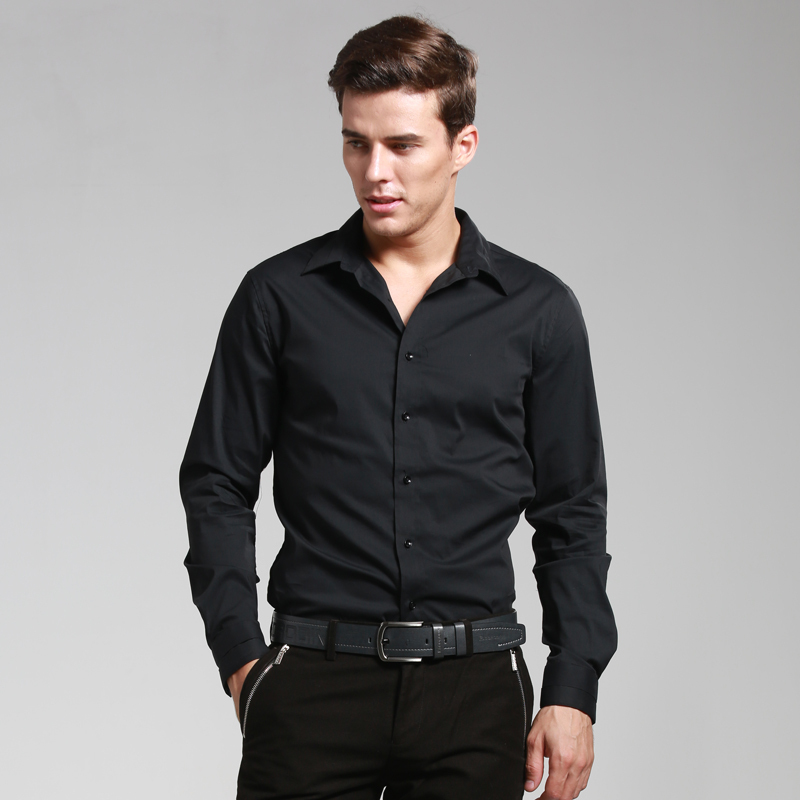 Business casual dress code male models picture for Dress shirt vs casual shirt