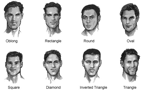 What is the best haircut for my face shape male – Trendy hairstyles ...