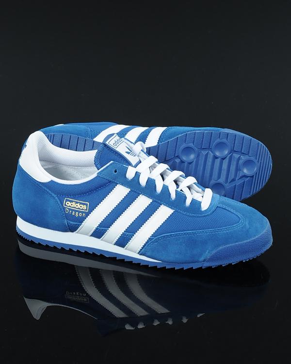 adidas blue dragon