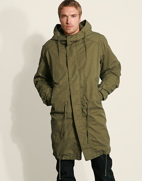 Collection Parka Coats For Men Pictures - Reikian