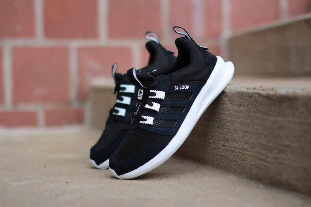 Adidas Sl Loop Racer On Feet