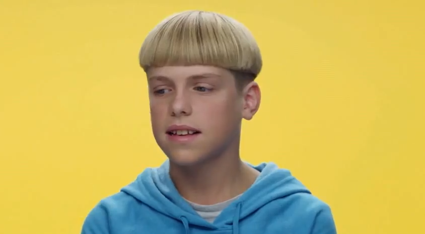 Image result for bowl cut autist