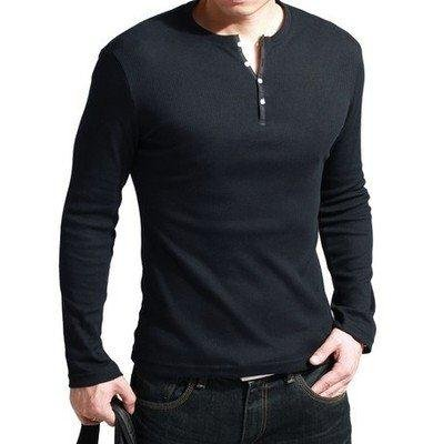 Fa fashion for Best henley long sleeve shirts