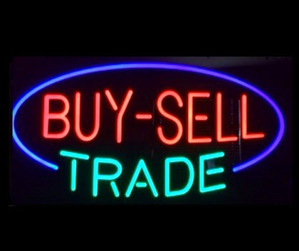Trade and sell