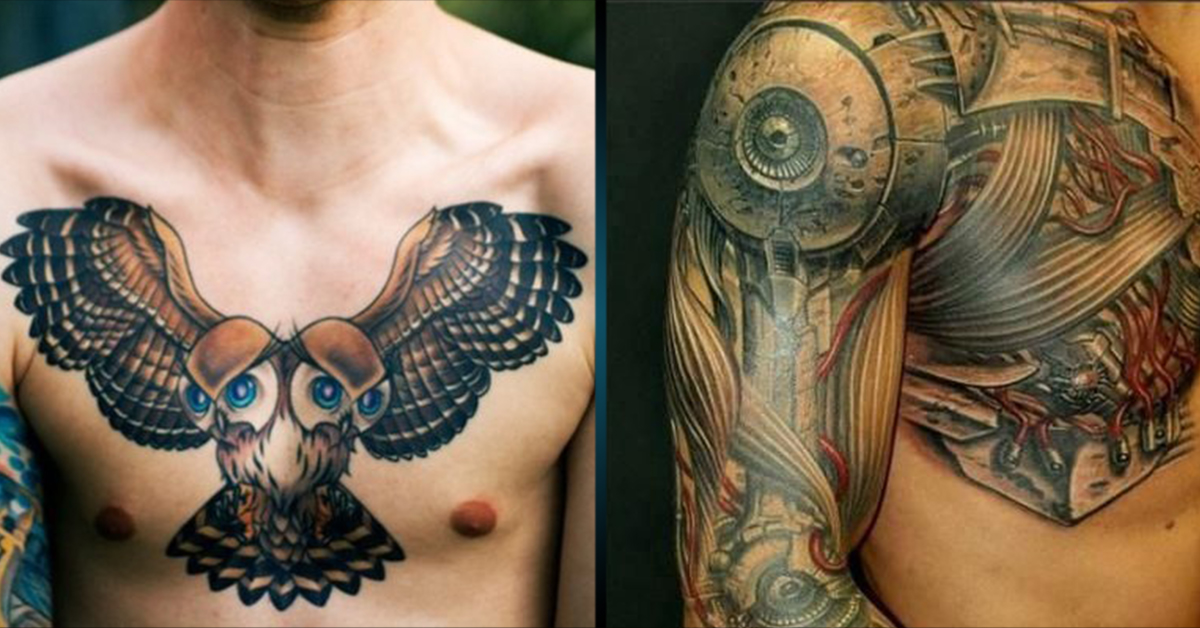 tattoo designs for men the best tattoo ideas for guys - 1084×567