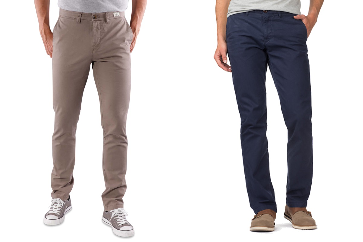 a5278a8854128 I primarily wear chinos in these two colours, guess I'm going for what you  would call a business casual look. What are some good shirt designs/colours  to ...