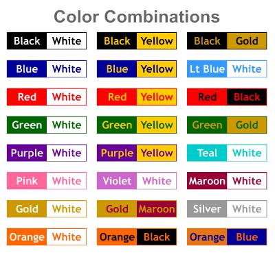 Basic Colour Combination - Interior design ideas