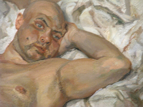 Did not Lucian freud leigh bowery words... recommend