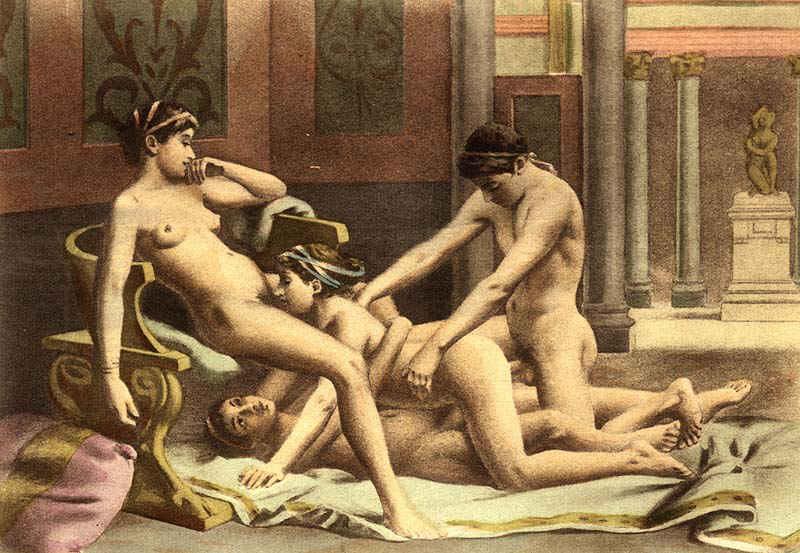 Смотреть фильмы про секс в древней греции