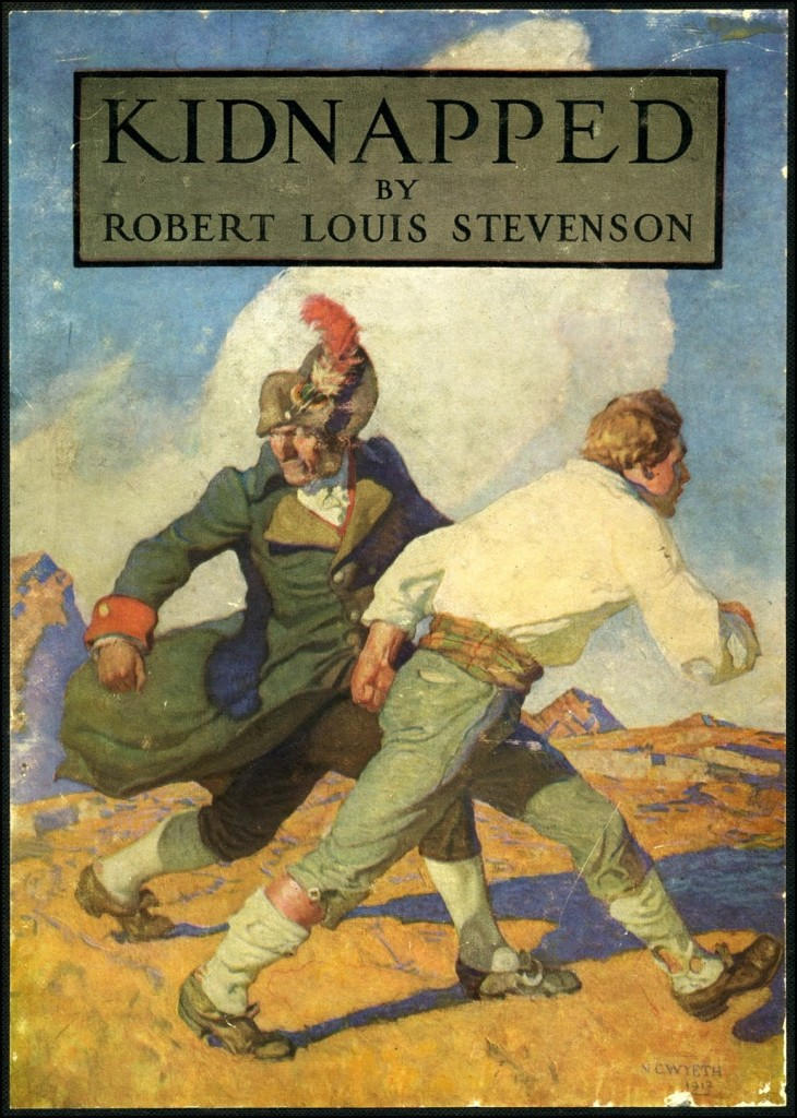 essays on kidnapped by robert louis stevenson Write a review