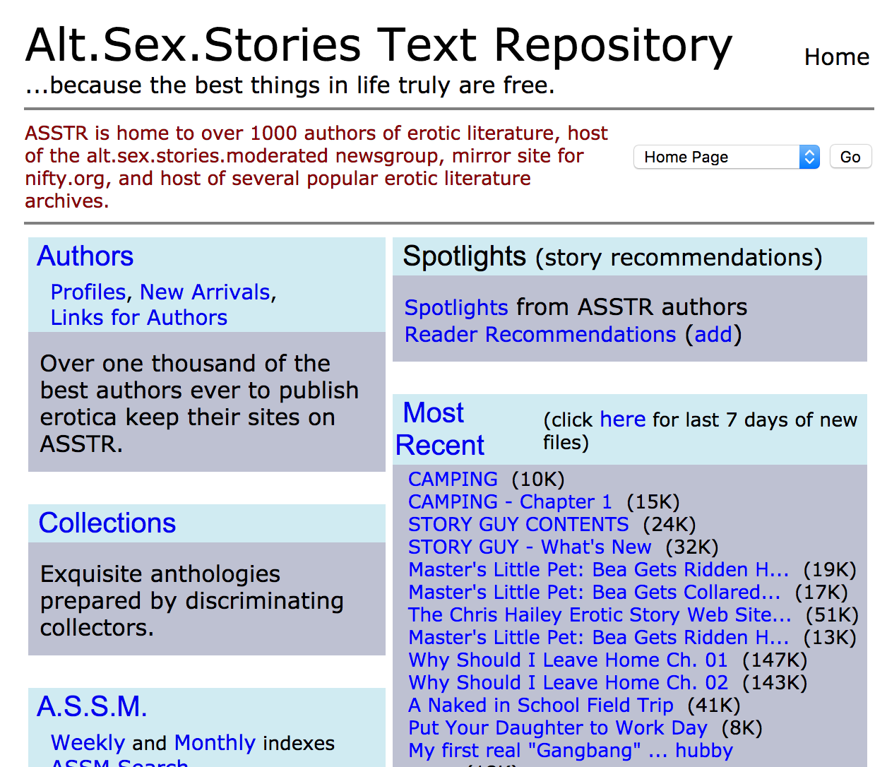 Erotic literature text stories sex archive