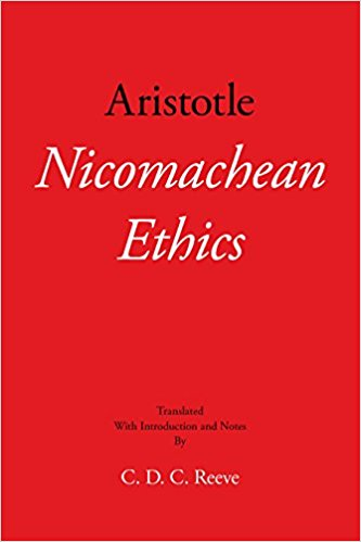 a literary analysis of nichomean ethics by aristotle