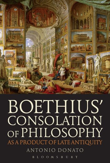 boethius discussion about fortune with lady philosophy Philosophia's dress: prayer in boethius , prayer in boethius' consolation of philosophy the resolution is in lady philosophy's discussion of.
