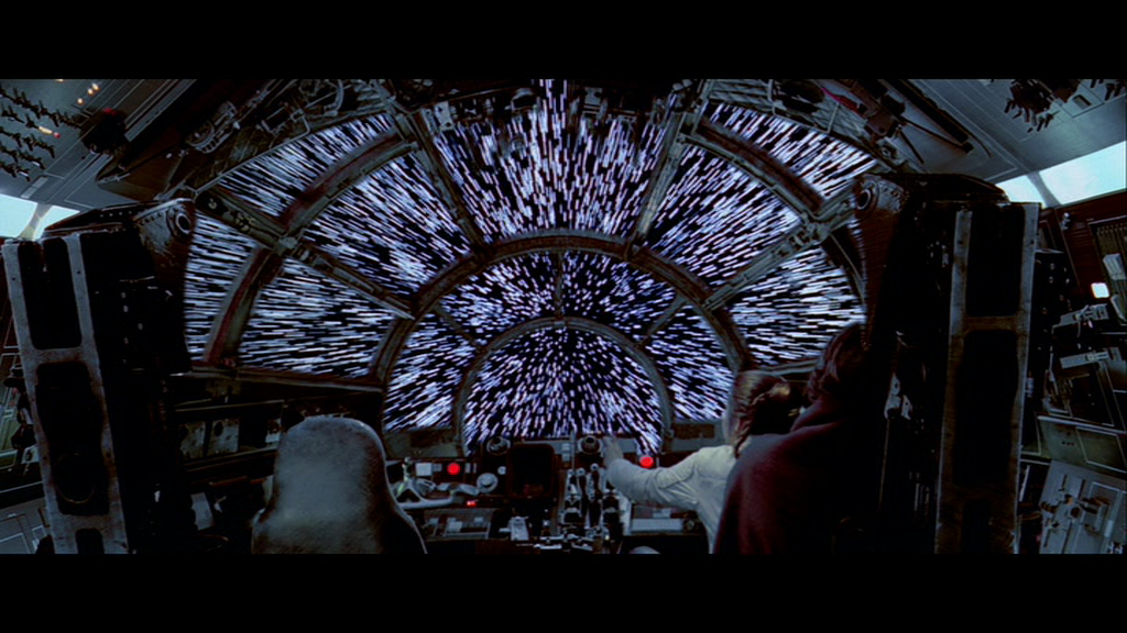 Star Wars Hyperspace Wallpaper Hd