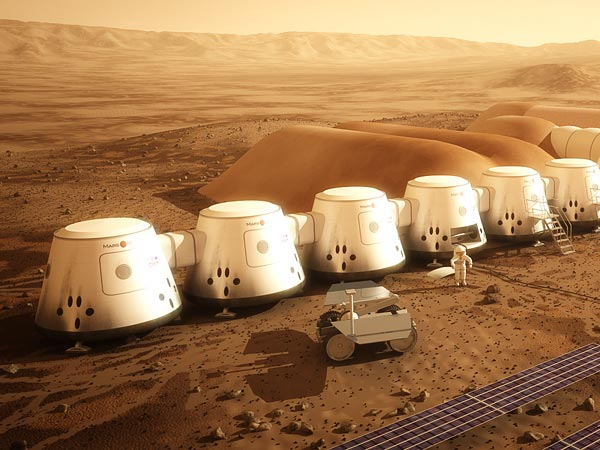Mars One Colony Project Delays Manned Red Planet Mission ...