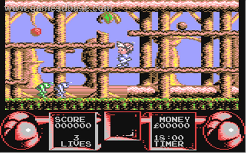 Contra C64 Rom
