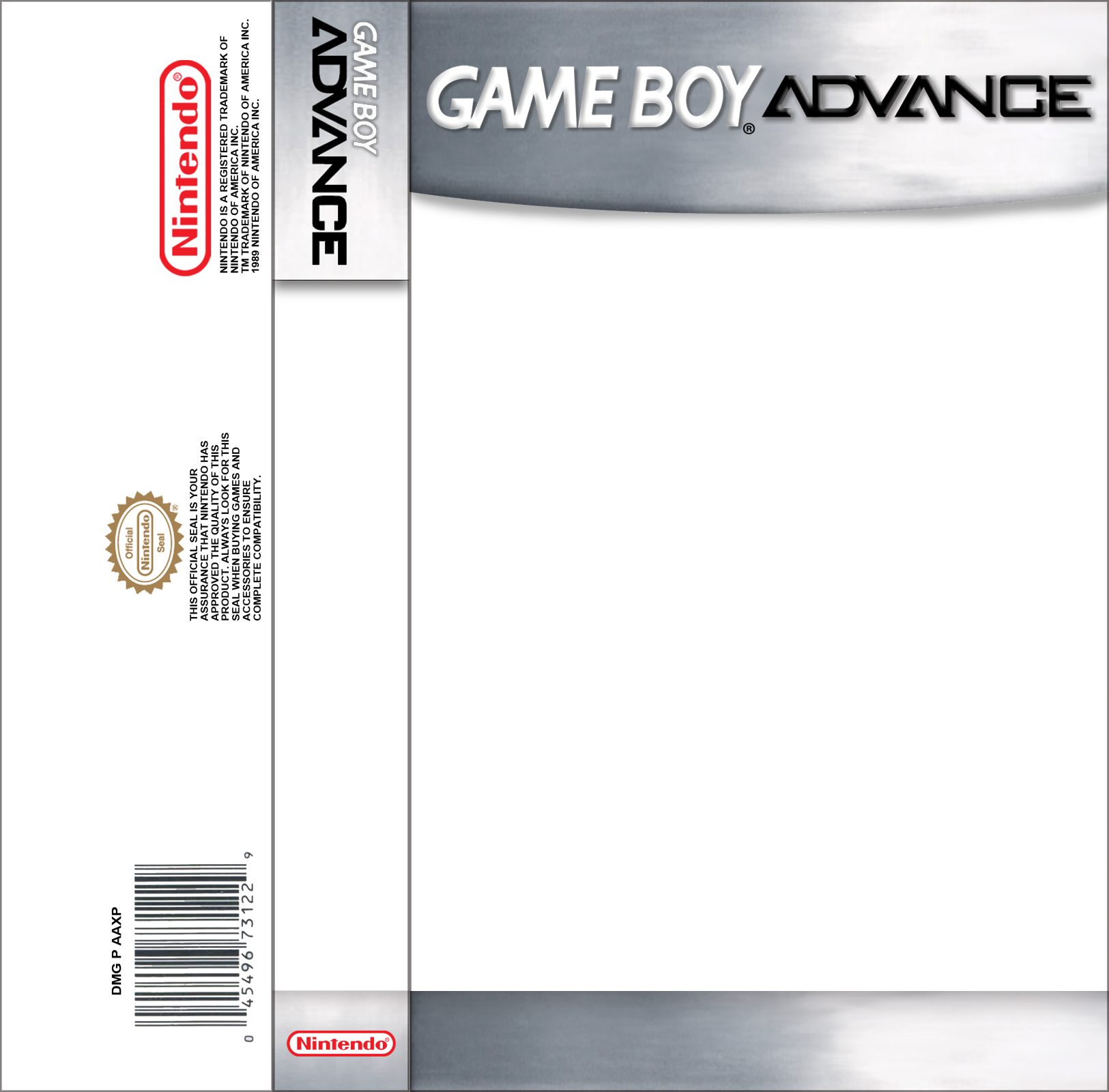 Game boy color palette gimp - Quoted By 1283589 Gba Insert Template