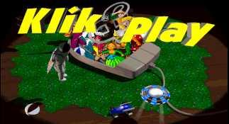 Klick n play slot car tracks toys