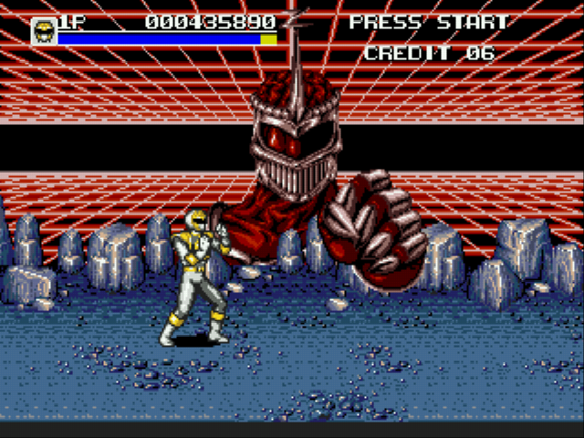 [Análise Retro Game] - Mighty Morphin Power Rangers O Filme - Mega Drive/SNES/Game Gear 1407086788065