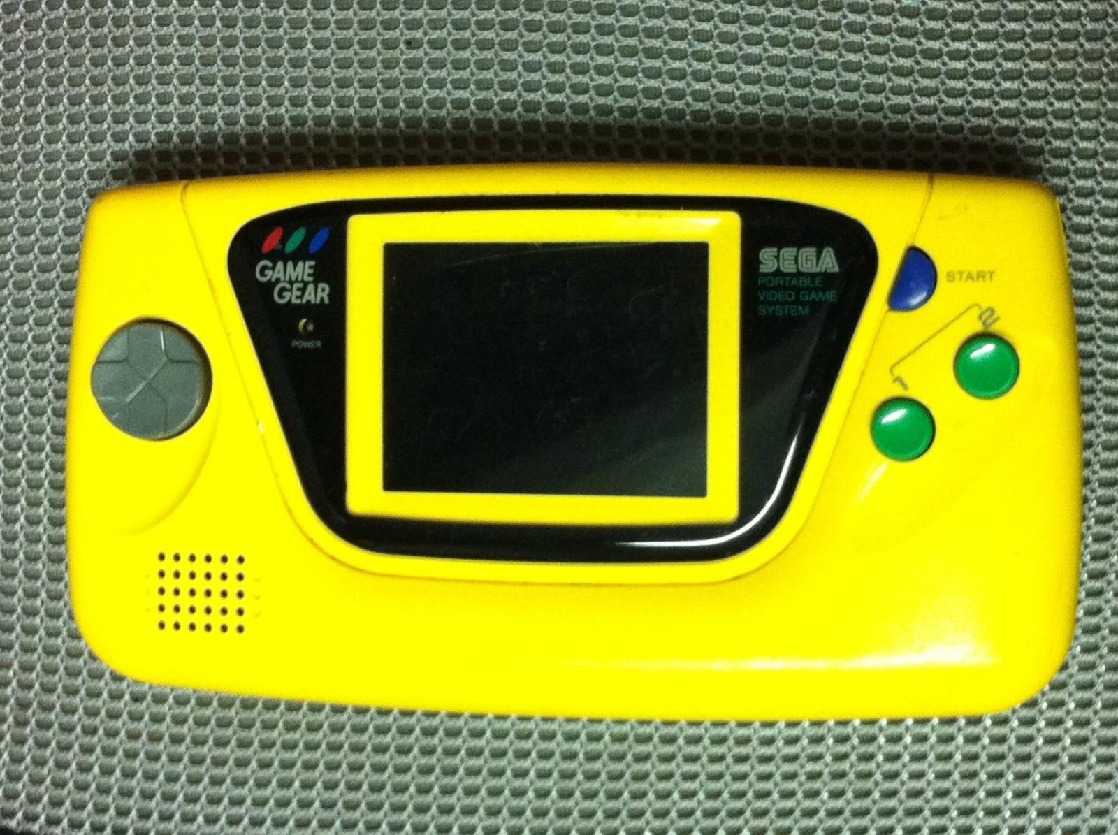 game gear colors :  Vr Retro Games