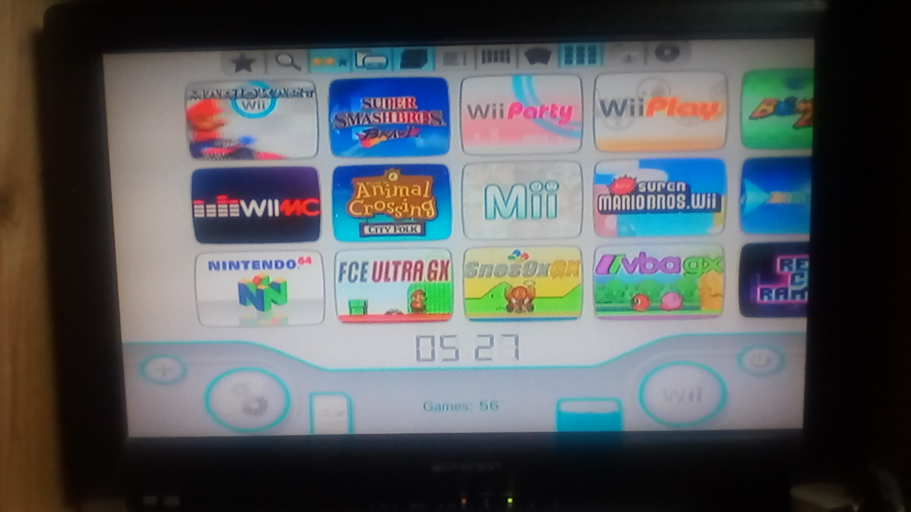 Wii wii64 forwarder channel