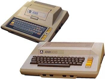 Atari Hook up